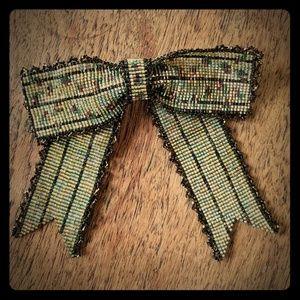 Accessories - Beaded bow Barrett